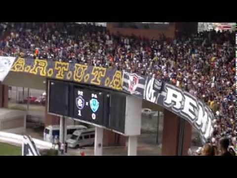 Gol do Título, Leão Campeão do 1° turno... Clube o Remo 1x1 LIXO 23/02/2014