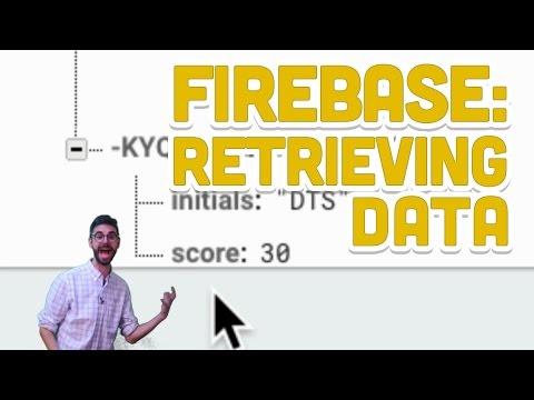 Database as Service - Firebase | Daniel Shiffman