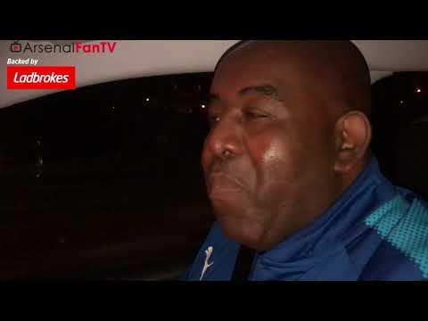 Arsenal v BATE Borisov | Road Trip to the Emirates Stadium