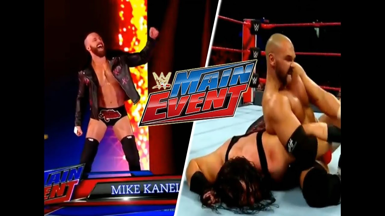 Download WWE Main Event Highlights 26th April 2018 - WWE Main Event Highlights 4/26/18