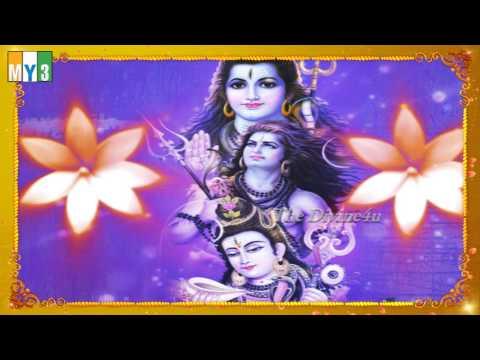 JAYA JAYA VEERABHADRA - Lord Shiva Songs - Dhanyosmi - BHAKTI TV   MAHA SHIVARATRI 2016