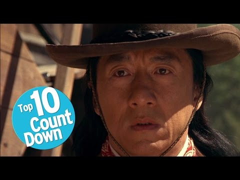 Top 10 Saloon Brawls in Westerns