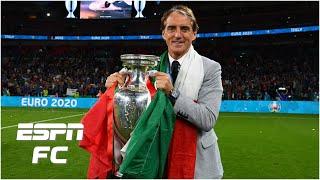 A Mancini MASTERCLASS? How Roberto Mancini created Italy's identity to win Euro 2020