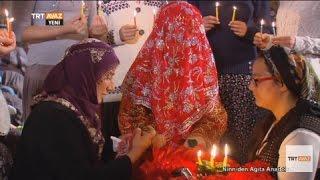 Kızımın Düğününde Söyledim Ağlamayan Kalmadı - TRT Avaz
