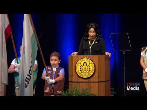 San Diego State Of The City Address 2018