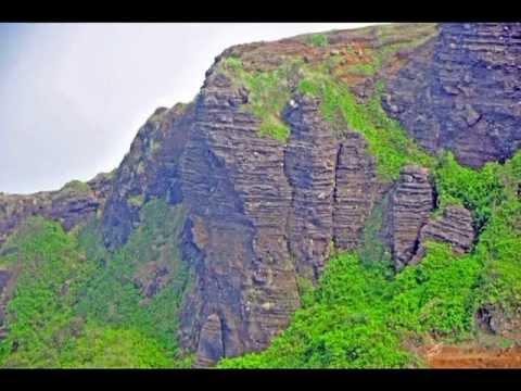 đảo Lý Sơn 4 - có 2 miệng núi lửa  đẹp nhát VN by DDH