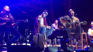 Aaron Lewis & Sully Erna Turn the Page Live