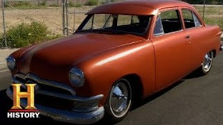 Counting Cars: Danny Follows a 1950 Ford Coupe | History