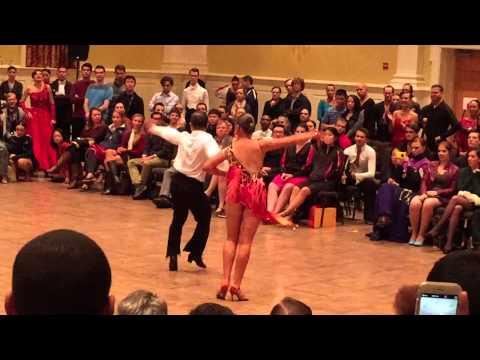 DCDI 2014 - Mircea & Anna Maria Champ Latin Samba Cha Cha Show Dance