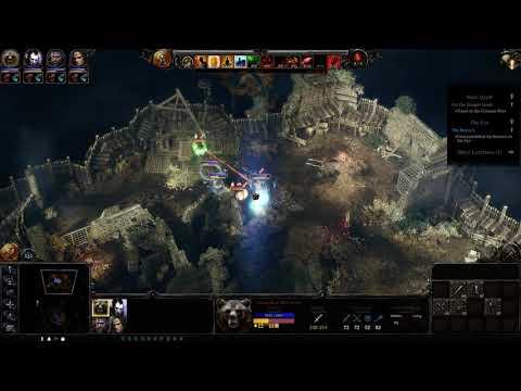 SpellForce 3: Soul Harvest. The Eye: The Reavers Side Quest. Walkthrough Ep10 |
