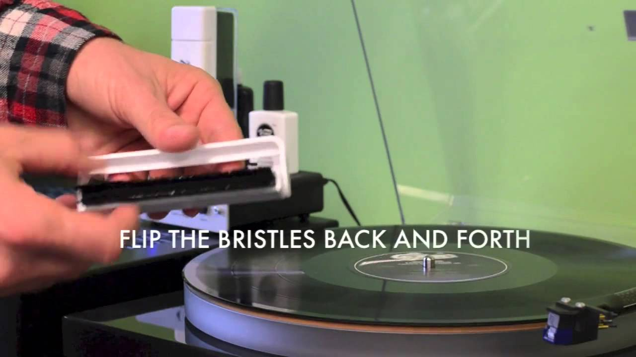 What is the Best Way to Clean Old Vinyl Records • Record