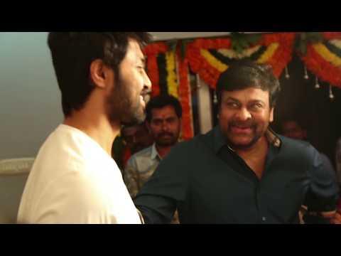 అల్లుడు వస్తున్నాడు || Chiranjeevi Son In Law Kalyaan Dhev Movie Opening | Rajamouli