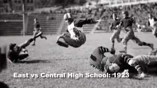 Football 100 Years Ago