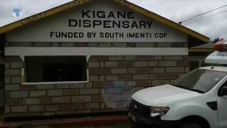Imenti South residents elated after Governor Peter Munya opened a dispensary in the area