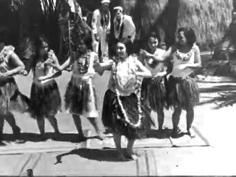 Hello Hawaii - 1929 U.S. Navy Educational Film - CharlieDeanArchives / Archival Footage