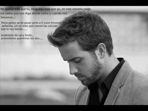 letra de he was: