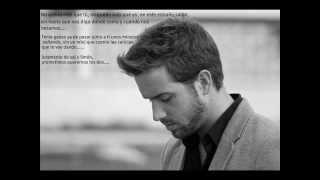 Repeat youtube video Pablo Alboran- Te he echado de menos (con letra)
