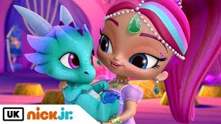Shimmer and Shine | Treehouse Retreat | Nick Jr. UK