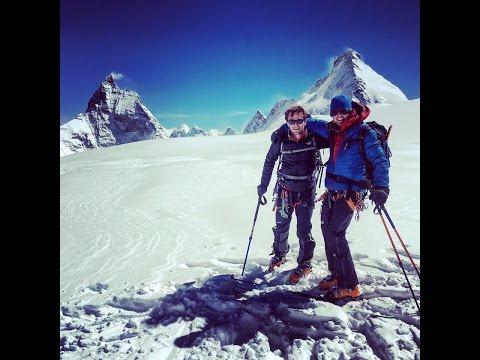 How to Ski Tour the Haute Route: Chamonix - Zermatt