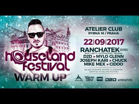 D2D @ Houseland Festival Warm UP w RanchaTek (SRB) / Atelier club (Prague)