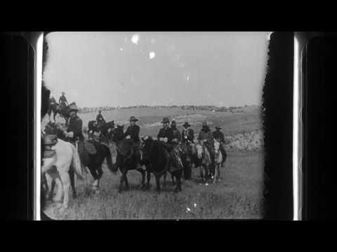 The Indian Wars 1913 - 1