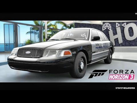 FORZA HORIZON 3 GAMEPLAY - CROWN VICTORIA - PC VERSION