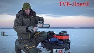 С чего Я начинаю рыбалку? Ловля окуня на водохранилище в глухозимье!
