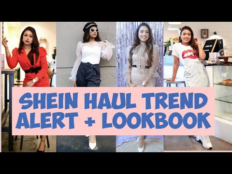 FIRST SHEIN HAUL 2020-LOOKBOOK/ TREND ALERT/STYLING TIPS/SHOPPING GUIDE/AFFORDABLE. http://bit.ly/2GPkyb3