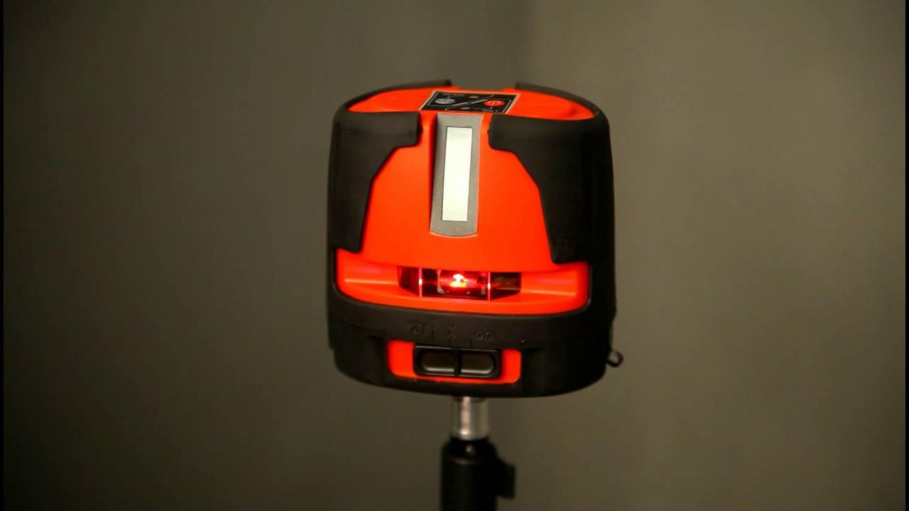 Обзор Лазерный приемник ADA LR-50 - YouTube