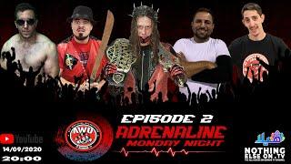 AWO Adrenaline Episode 2 (14/09/2020)