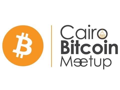 Cairo Bitcoin Meetup Launch 30-5-2015