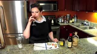 Cocktails With Sarah - Episode 4 - The Manhattan