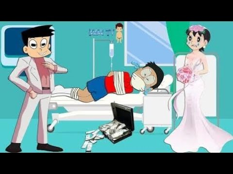 ドラえもん – Doraemon Wii Game #326 [KURO TV] 静子と結婚して恋人を救う💄Shizuka cưới Suneo để lấy tiền cứu Nobita