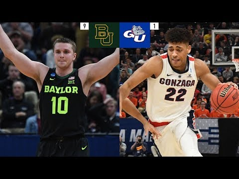 Preview: No. 1 Gonzaga vs No. 9 Baylor in second round of NCAA tournament