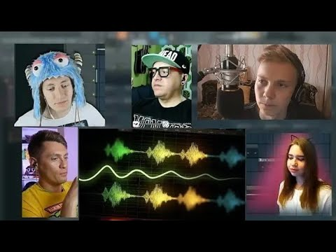 Music from nothing :| (One More Time) - Marmok Live | RUSSIAN REACTION MASHUP #2