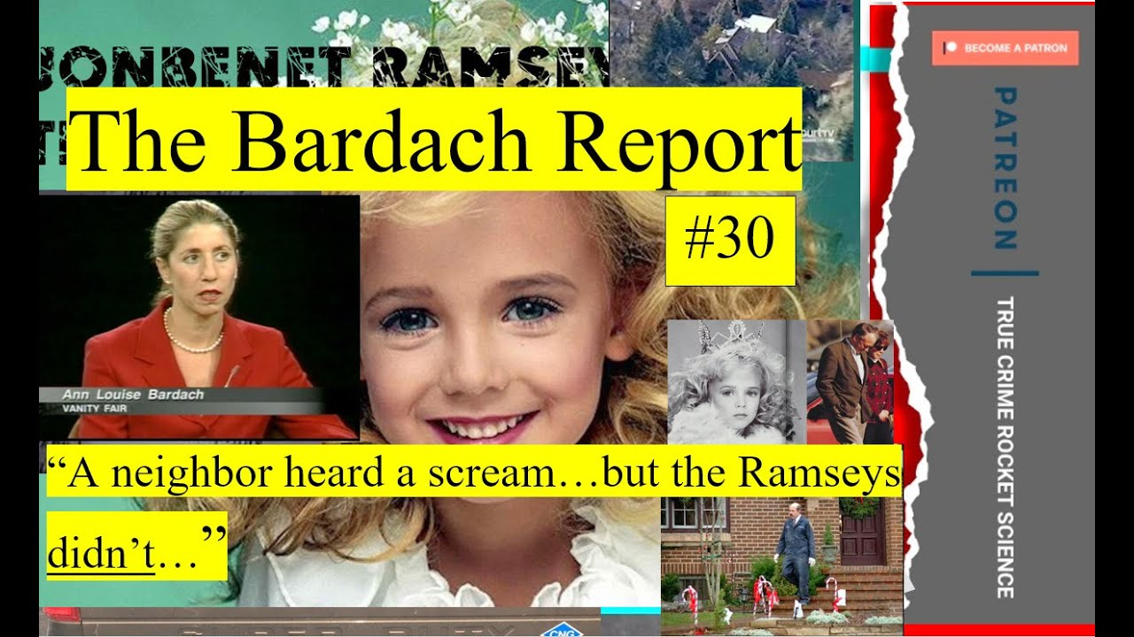 """Download """"These are the meanest people I have ever met."""" - Extract from The Bardach Report #30"""