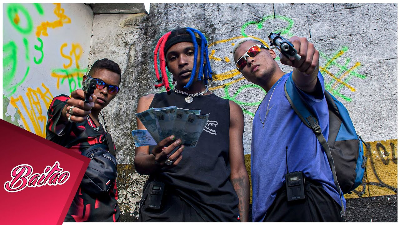 Os Menor Tá de Radinho - MC Lil, MC Scobar e MC Vitorioso (Videoclipe Oficial)