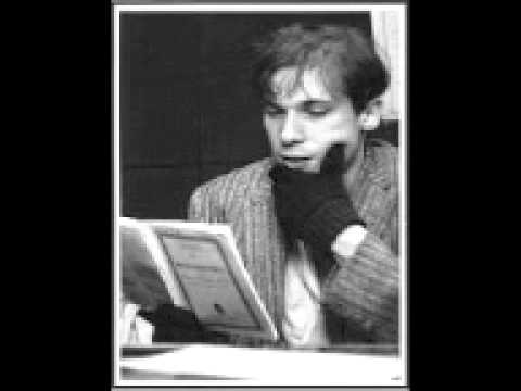 Beethoven Piano Sonata op.109 - Glenn Gould - Rec. Live in Vienna - 1957