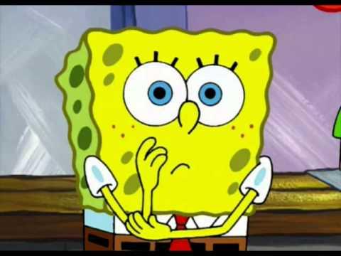Spongebob disappointed sound
