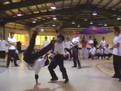iran breakdance