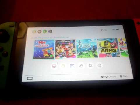 A New Free Download On The Nintendo Switch Youtube