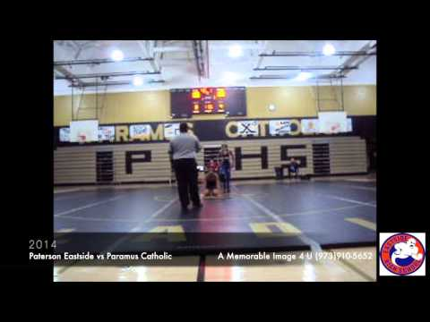 Paterson Eastide High School Vs Paramus Catholic High School
