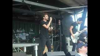 Loverboy - You Me At Six - Buffalo Warped Tour 2012