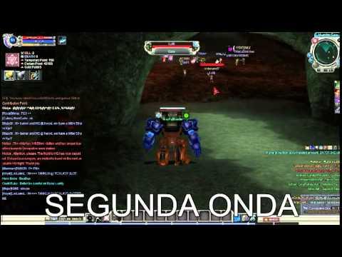 PVP RF Online Blue MAU