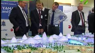Репортаж с Ямал Нефтегаз 2013, Время Ямала(, 2013-06-14T08:58:50.000Z)