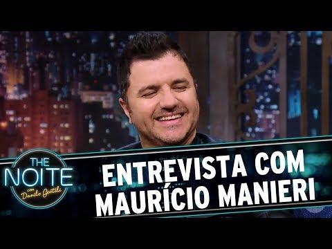 Entrevista com Maurício Manieri | The Noite (07/08/17)