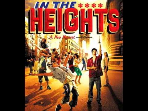 Breathe (from In the Heights) Piano Track
