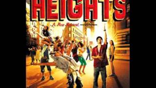 breathe from in the heights piano track
