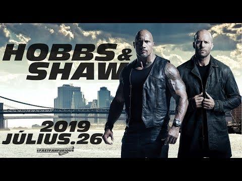 Форсаж 9 Хоббс и Шоу / Fast & Furious Presents: Hobbs & Shaw 2019
