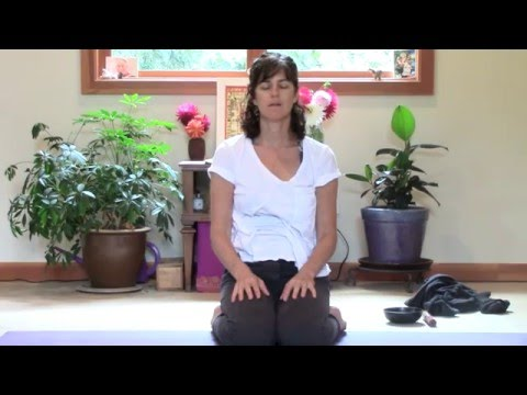 Ronly Blau - Short Yoga Practice for Cleansing